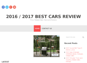 bestcar2016.com