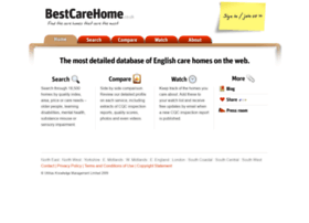 bestcarehome.co.uk