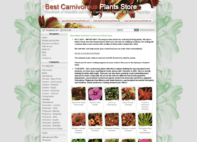 bestcarnivorousplants.net
