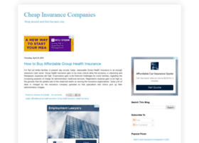 Bestcheapinsurancequote.blogspot.com