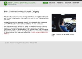 bestchoicedrivingschoolcalgary.com