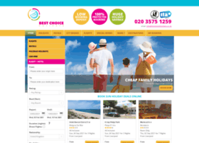 bestchoiceholidays.co.uk