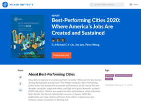 bestcities.milkeninstitute.org