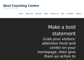 bestcoachingcentre.com