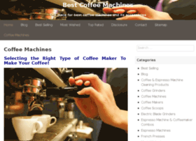 bestcoffeemachine.oursreview.com