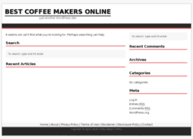 bestcoffeemakersonline.com