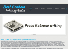 bestcontentwritingindia.com