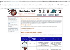 bestcordlessdrill.net
