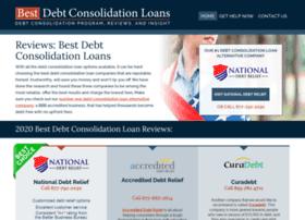 bestdebtconsolidationloans.org