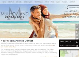 bestdentistwoodlandhills.com