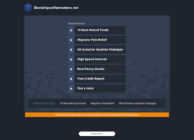 bestdripcoffeemakers.net