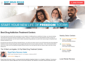 bestdrugaddictiontreatmentcenters.com