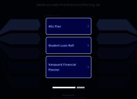 beste-private-krankenversicherung.de