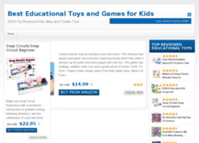 besteducationaltoys.the-shopping-guide.info