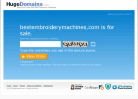 bestembroiderymachines.com