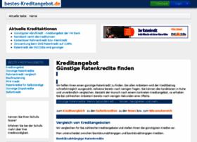 bestes-kreditangebot.de