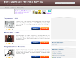 bestespressomachinereviewsite.net