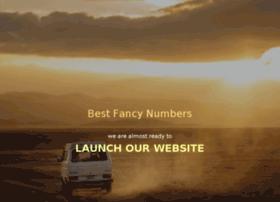 bestfancynumbers.com