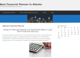 bestfinancialplanneratlanta.com