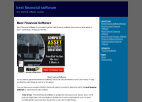 bestfinancialsoftware.org