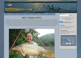 bestfishingspots.co.za