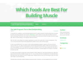 bestforbuildingmuscle.weebly.com