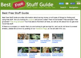 bestfreestuffguide.com