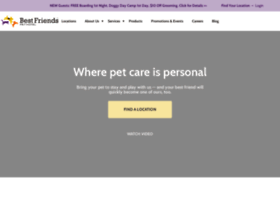 bestfriendspetcare.com