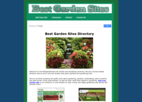 bestgardensites.net