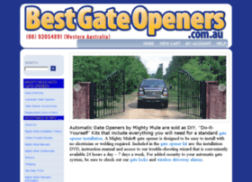 bestgateopeners.com.au