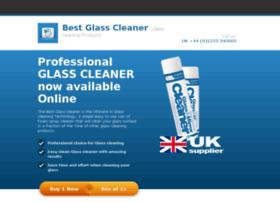bestglasscleaner.co.uk