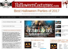 besthalloweenparties.com