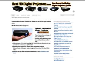 besthddigitalprojectors.com