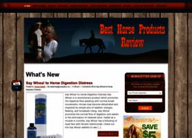 besthorseproductsreview.com