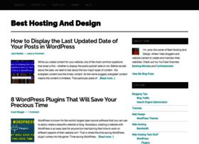 besthostinganddesign.com