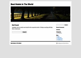 besthotelsintheworld.org