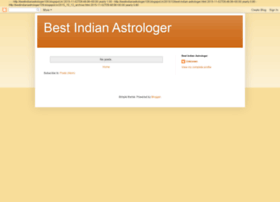 bestindianastrologer109.blogspot.in