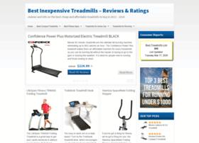 Bestinexpensivetreadmills.siterubix.com
