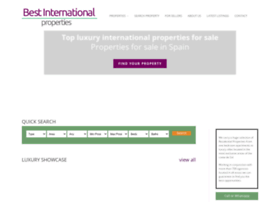 bestinternationalproperty.co.uk