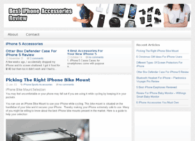 bestiphoneaccessoriesreview.com