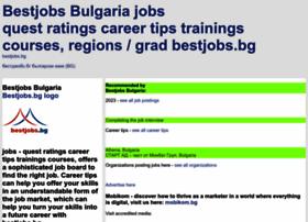 bestjobs.bg