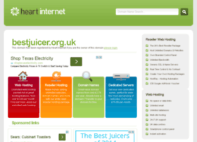 bestjuicer.org.uk