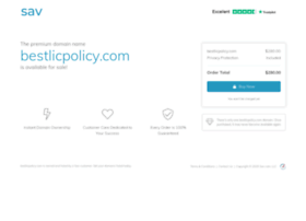 bestlicpolicy.com