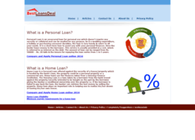 bestloansdeal.com
