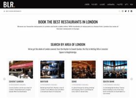 Bestlondonrestaurants.co.uk