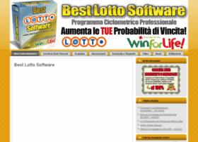 bestlottosoftware.com