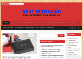 bestmanager.ro