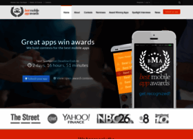 bestmobileappawards.com