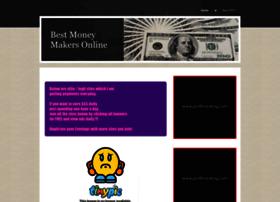 bestmoneymakersonline.yolasite.com