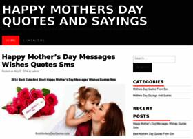 bestmothersdayquotes.com